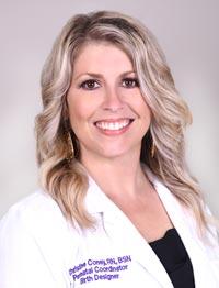 Chrissy Coney, diseñadora de partos