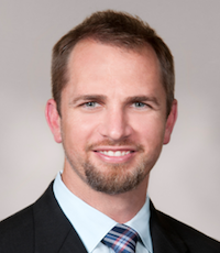 Aaron Sudbury, MD, Chief of Staff