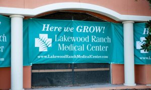 Lakewood Ranch expansion sign