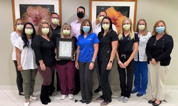 Lakewood Ranch Medical Center Earns National Recognition for Promoting Organ, Eye and Tissue Donation