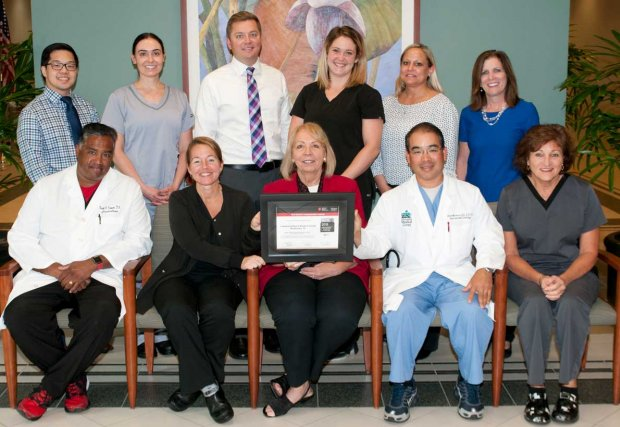 Lakewood Ranch Medical Center staff