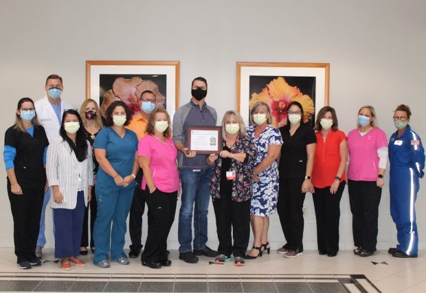 Lakewood Ranch Medical Center Receives Get With The Guidelines-Stroke Gold Plus Quality Achievement Award