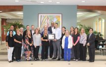 Lakewood Ranch Medical Center Receives Get With The Guidelines Target: Stroke Honor Roll Elite Gold Plus Quality Achievement Award