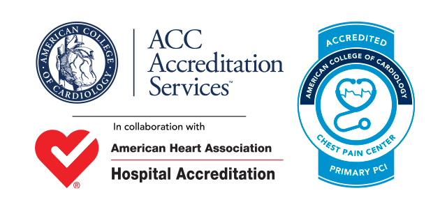 American College of Cardiology (ACC) Chest Pain Center with PCI Accreditation